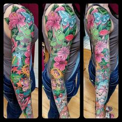 neo traditional tattoo köln