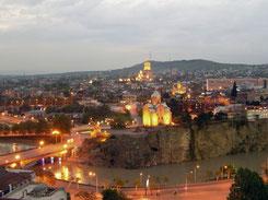 паломнический тур в Грузию. Тбилиси