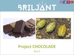 Briljant Project Chocolade bij Verrijkend Projectonderwijs voor leerlingen in de plusklas. Hoogbegaafd, hoogbegaafdheid, basisonderwijs, basisschool, leerkracht, uitgeverij Pica.
