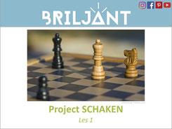Briljant Project Schaken bij Verrijkend Projectonderwijs voor leerlingen in de plusklas. Hoogbegaafd, hoogbegaafdheid, basisonderwijs, basisschool, leerkracht, uitgeverij Pica.