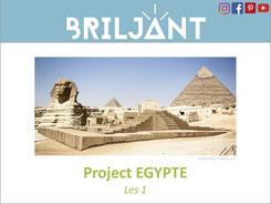 Briljant Project Egypte bij Verrijkend Projectonderwijs voor leerlingen in de plusklas. Hoogbegaafd, hoogbegaafdheid, basisonderwijs, basisschool, leerkracht, uitgeverij Pica.