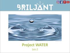 Briljant Project Water bij Verrijkend Projectonderwijs voor leerlingen in de plusklas. Hoogbegaafd, hoogbegaafdheid, basisonderwijs, basisschool, leerkracht, uitgeverij Pica.