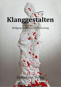 Klanggestalten, Titelbild, Zeitschnur Verlag