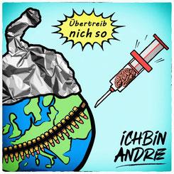 Bild: ICHBINANDRE - Fan-EP