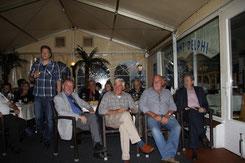 Jeder Gast hat mit seinem Eintrittsgeld einen kleinen Beitrag zur Spendenaktion JEDER EURO HILFT! geleistet.