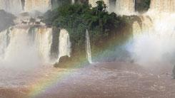 Cataratas do Ihuazu, Iguazu Waterfalls, Wasserfälle Iguazu, Brazil