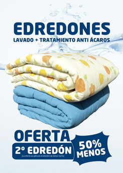 Oferta 2º Edredon 50%
