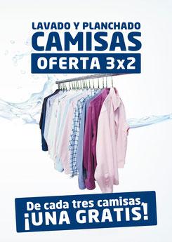 Oferta Camisas 3x2