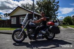 Neuseeland - Motorrad - Reise - Westküste - Terminator