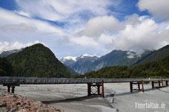 Neuseeland - Motorrad - Reise - Westküste - Straßen