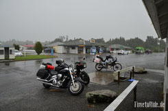 Neuseeland - Motorrad - Reise - Haast - Westküste