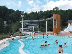 Ville de lacaune les bains site de lacaune for Camping carcassonne avec piscine