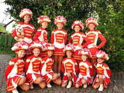 Mittlere Funken der Ahrweiler-Karnevalsgesellschaft