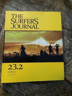 サーファーズジャーナル日本語版届きました。