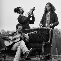 Danny Buckton Trio