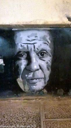 Street Art: Picasso