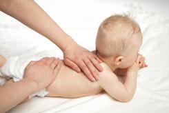 Baby Osteopathie Säugling Behandlung Heilbronn