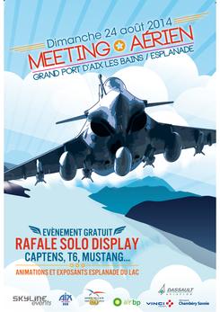 Meeting aerien Aix-les-Bains 2014 navig aix 2014, Meeting aerien Aix-les-Bains 2015 , Manifestation aerienne aix les bains