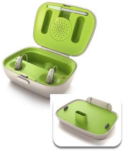Chargeur pour appareils auditifs Phonak