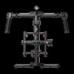 DJI Ronin MX es un estabilizador profesional compatible con el drone Matrice 600 y cámaras profesionales RED DRAGON, ARRI ALEXA MINI, SONY BMCC, CANON 5D y HASSELBLAD H6D-100C