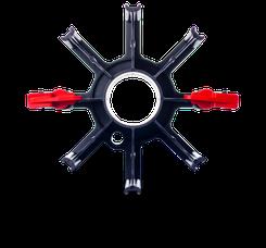 Spulenadapter