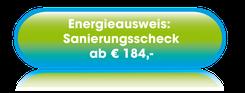 Energieausweis Sanierungsscheck hier bestellen
