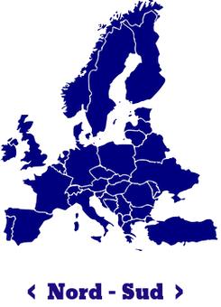 Carte Europe