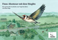Das Kinderbuch zum Vogel des Jahres 2016