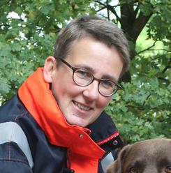 Ann-Kristin Schröder (geschäftsführender Vorstand)