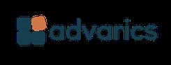 Logo advarics BTE Clearing-Center