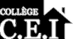 Logo officiel du collège CEI. Toutes les informations sur les programmes de courtier immobilier résidentiel, commercial, hypothécaire, dirigeant d'agence, inspecteur en bâtiment, expert en sinistre et assureur de dommages sur www.college-cei.com.
