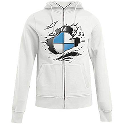 BMW Fan Sweatshirt,Jacke