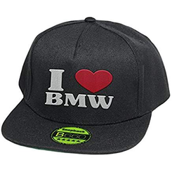 I Love BMW Fan Cap/Mütze