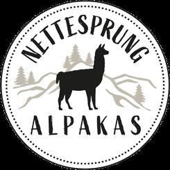 Nettesprung Alpakas Logo