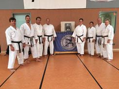 Karate SV Alfeld - Hamelner KataTreff 2017