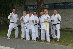 Karate SV Alfeld - Sommerschule Lich 2017