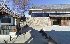 Le masugata du Kuro-mon (street view)