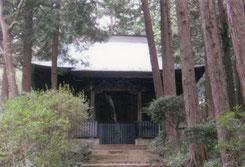 西念寺の太子堂