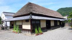 徳島県 旧永井家庄屋屋敷