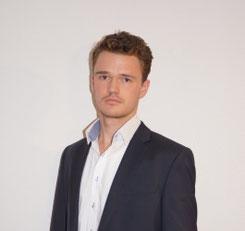 Marc Dratwa, stellv. JU-Kreisvorsitzender und Leiter des Arbeitskreises Inneres und Recht