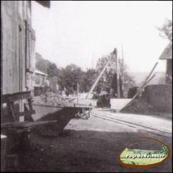 Carreau de la mine de Leucamp à bancarel