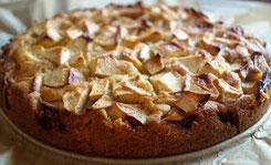 Apfel-Zimt-Kuchen