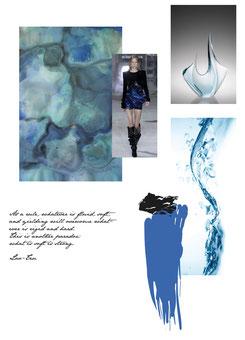 Nobahar-Design-Milano-fluidity brooch-moodboard- design thinking