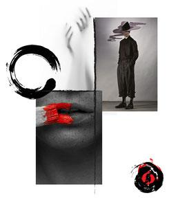 Nobahar-Design-Milano-My Inner Freedom - Enso brooch-moodboard