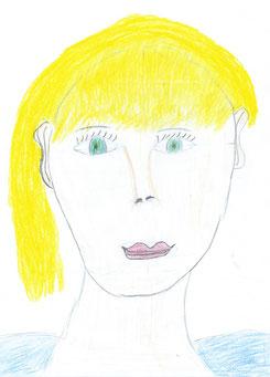gezeichnet von Thierno