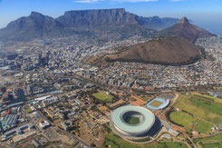 Südafrika, Kapstadt, Tafelberg, Lion Head, Regenbogennation, Cape Town