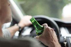 Alkohol am Steuer?  Rechtsanwalt für Verkehrsrecht in Rastatt, Baden-Baden, Bühl, Gaggenau und Umgebung