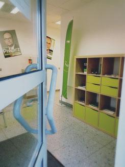 Bürgerbüro auf der Pirnaer Landstraße 202