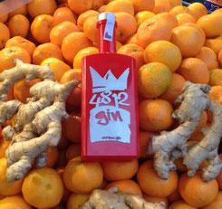 Der fruchtige Old Tom Gin aus Köln - Mit Mandarine und Ingwer
