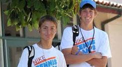 テニス キャンプ アメリカ サンディエゴ サマー